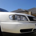 Car Paint Repairs - After