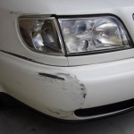 Car Paint Repairs - Before