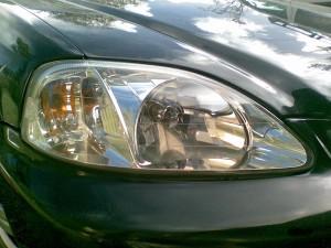 Headlight Restoration Perth - After