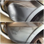 Bumper Dent Repair in Perth