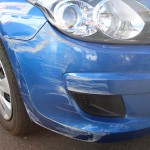 Car Bumper Repairs Perth - Before