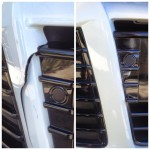 Ford Focus Bumper Crack