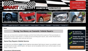 Smart Finish Announces New Website